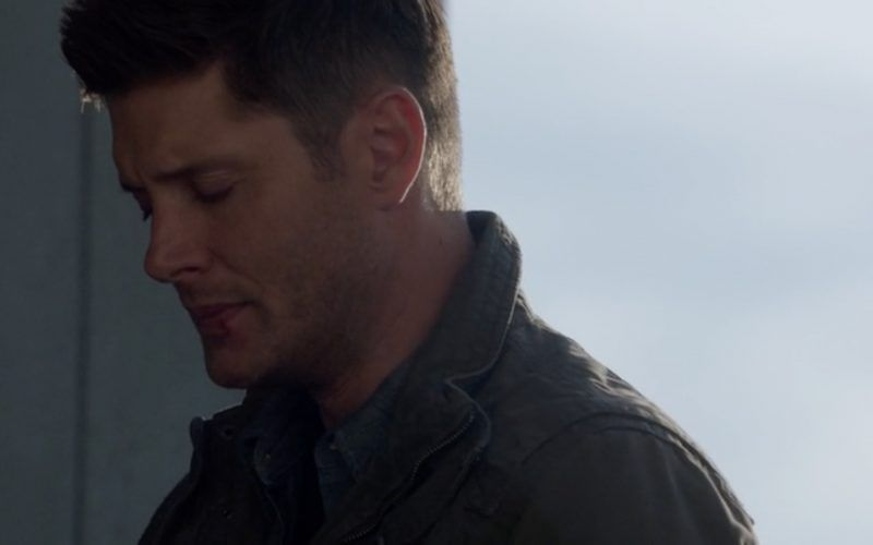 dean winchester slow breakdown on supernatural 1301