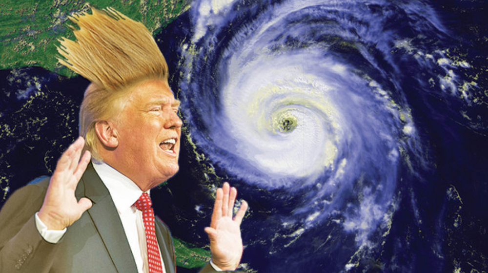 how the facts stact up on donald trumps hurricane response