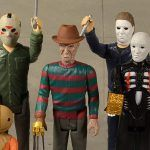 funko reaction hot horror holiday gift idea collectibles