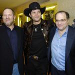 harvey weinstein with brother bob and rodriguez rape culture