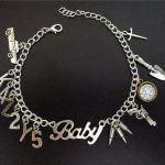kaz 2yz baby supernatural charms bracelet hot holiday gifts 2017