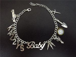 kaz 2yz baby supernatural charms bracelet hot holiday gifts 2017