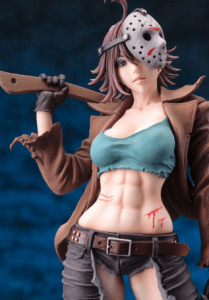 kotobukiya horror bishoujo hot horror holiday gift idea collectibles