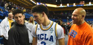lavar balls outbursts only turning son lonzo into an nba target 2017 images