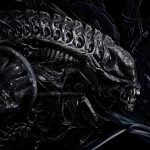 live size alien xenomorph collectible
