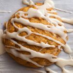mouth watering pumpkin cookie with almond flour healthy