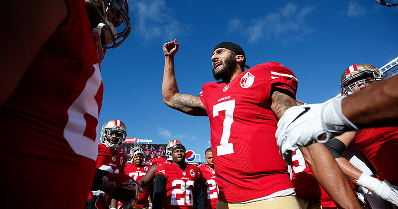 nfl players get hacked including colin kaepernick 2017 images