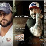 nra country las vegas shooting silence holds