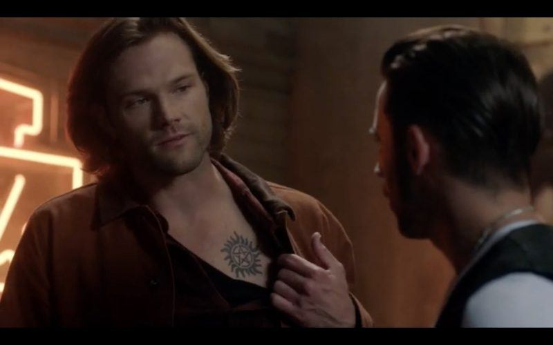 39 supernatural 39 season 13 hits it out of the park with 39 the for Dean and sams tattoo
