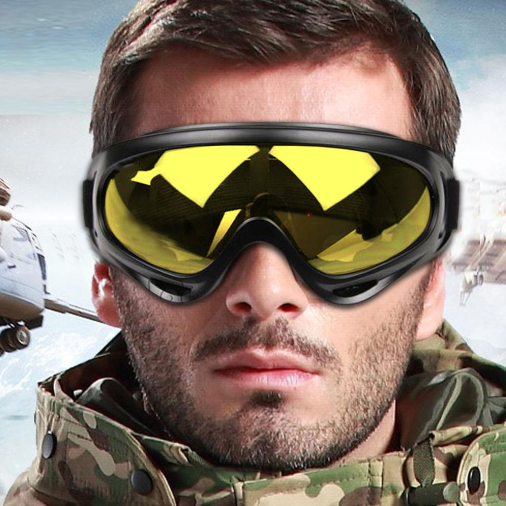 skiing goggles holiday gift guide ideas