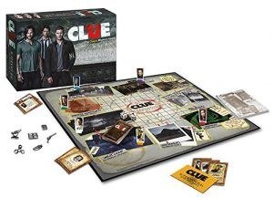 supernatural clue game hottest christmas gift ideas 2017