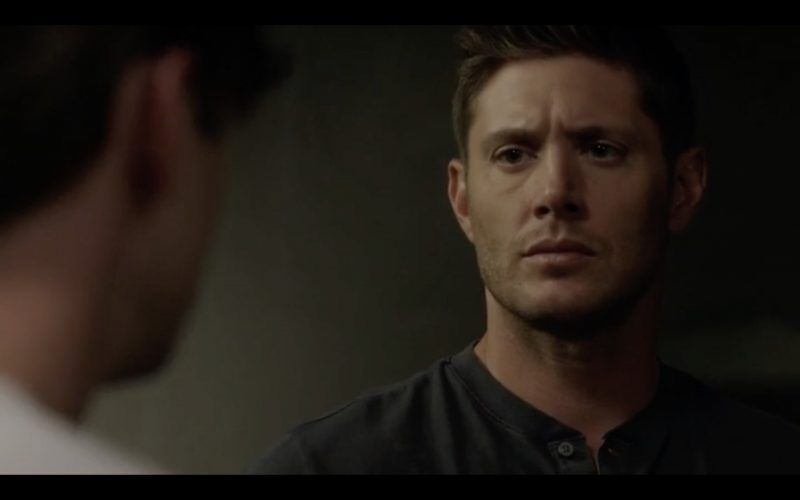 supernatural dean winchester confused with jack