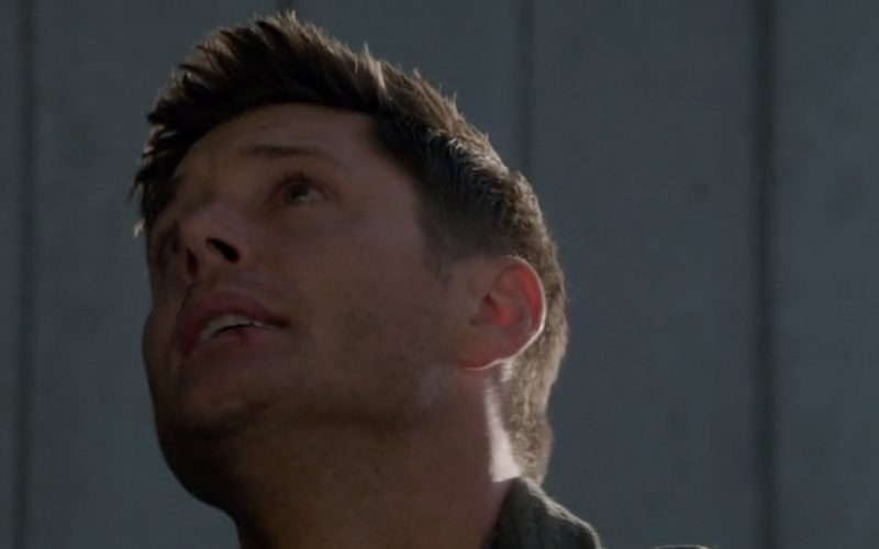 supernatural jensen ackles sean crying 1301