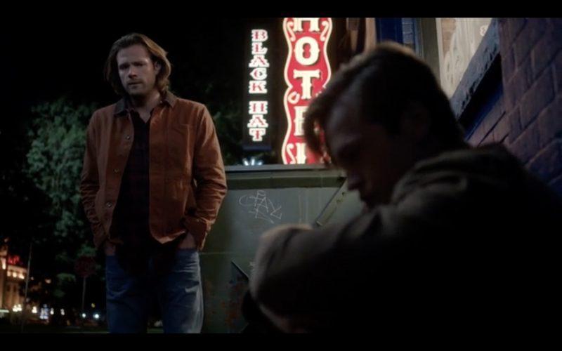 supernatural sam winchester explains deans mood to jack