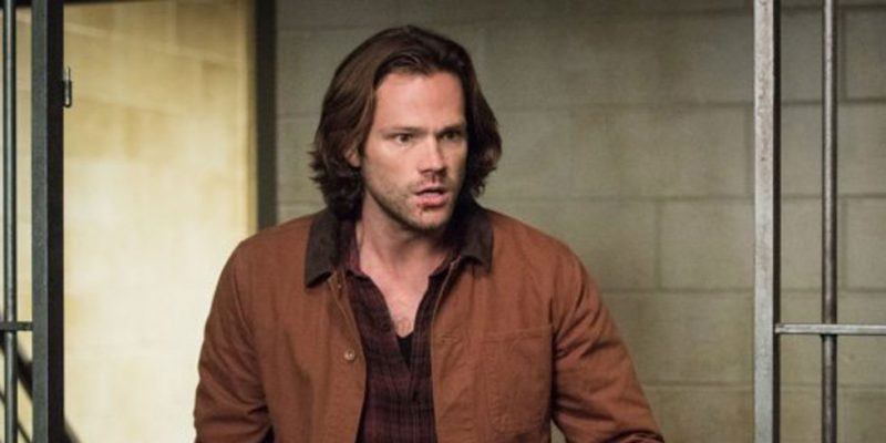 supernatural sam winchester jail scene lost and found