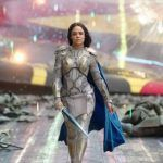 tessa thompson hated cape on thor ragnarok movie