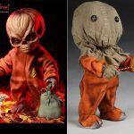 trick or treat pumpkinhead dolls