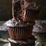 whole food Chocolate Zucchini Mini Muffin Bites diet tip recipes