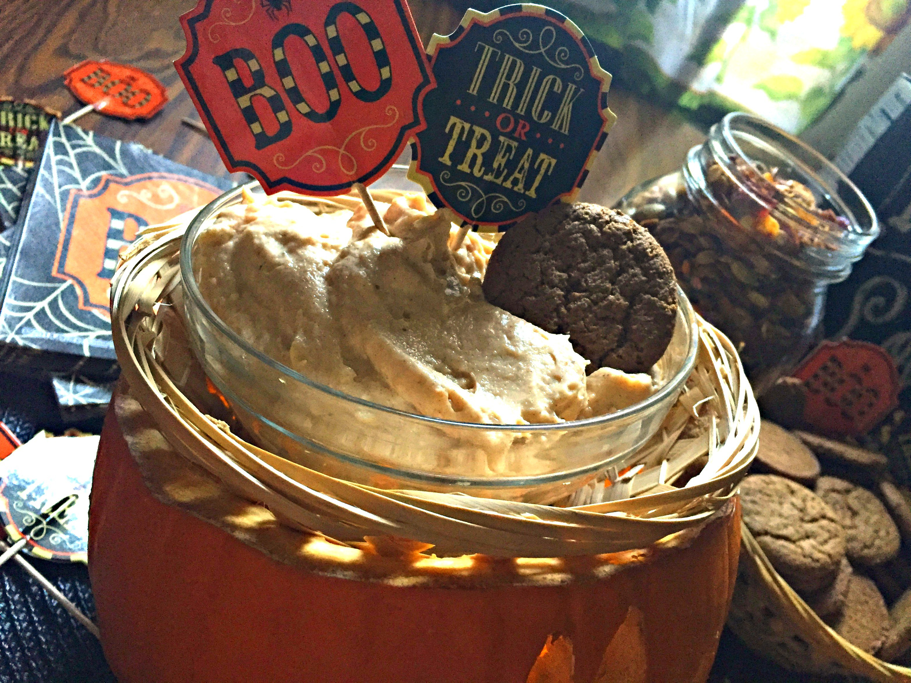 keep healthy snacks on hand during whole halloween diet tips