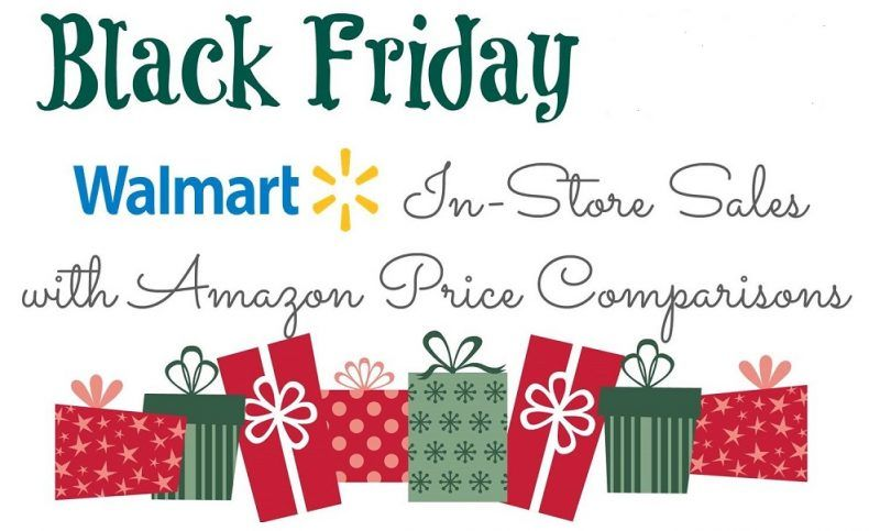 2017 Black Friday Amazon vs Walmart, who has the best holiday deals images mttg