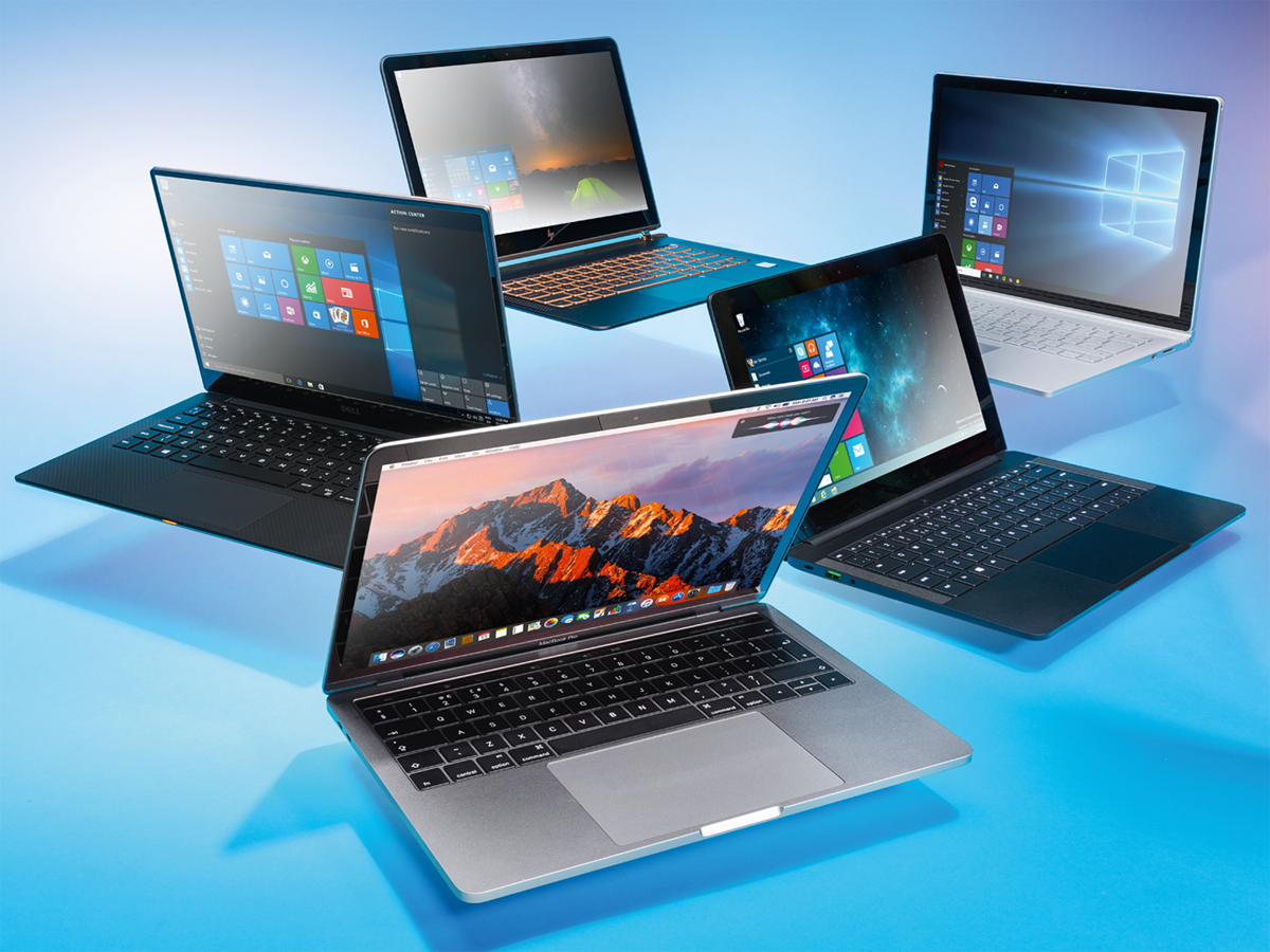 Holiday deals on laptops
