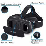3d universal virtual reality headset breakdown