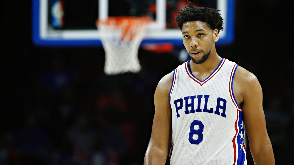 76ers jahlil okafor nba trade frustration continues 2017 images