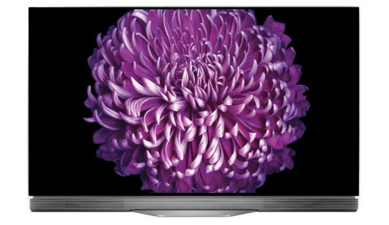 LG OLED65E7 best 2017 black friday cyber monday deals
