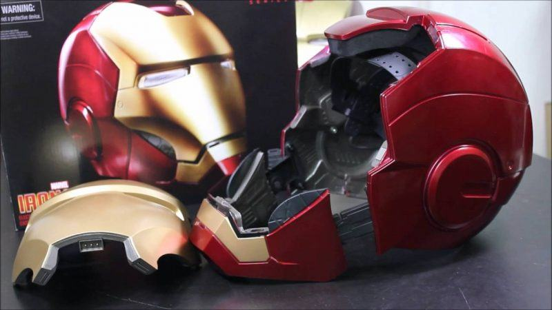 Marvel Legends Iron Man Electronic Helmet hot 2017 holiday toy gifts