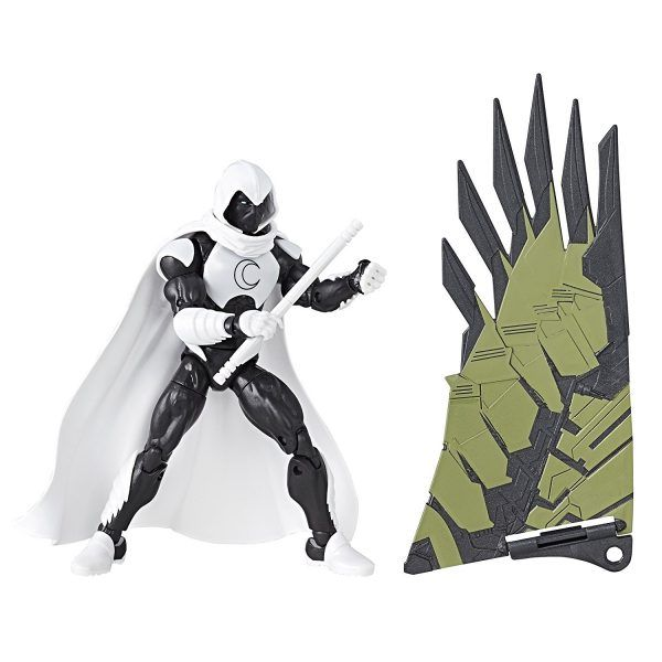 Marvel Legends Spider-Man Moon Knight Action Figure (Build Vulture's Flight Gear), 6 Inches hot holiday toys