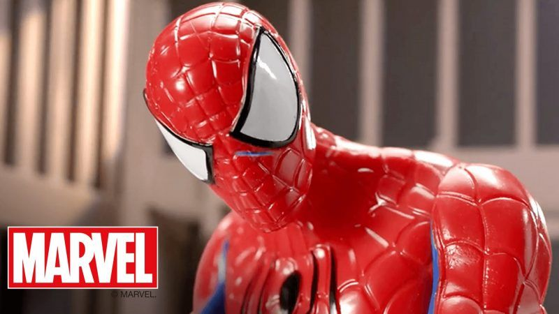 Marvel Spider-Man Titan Hero Series Spider-Man Figure 2017 hot holiday toys