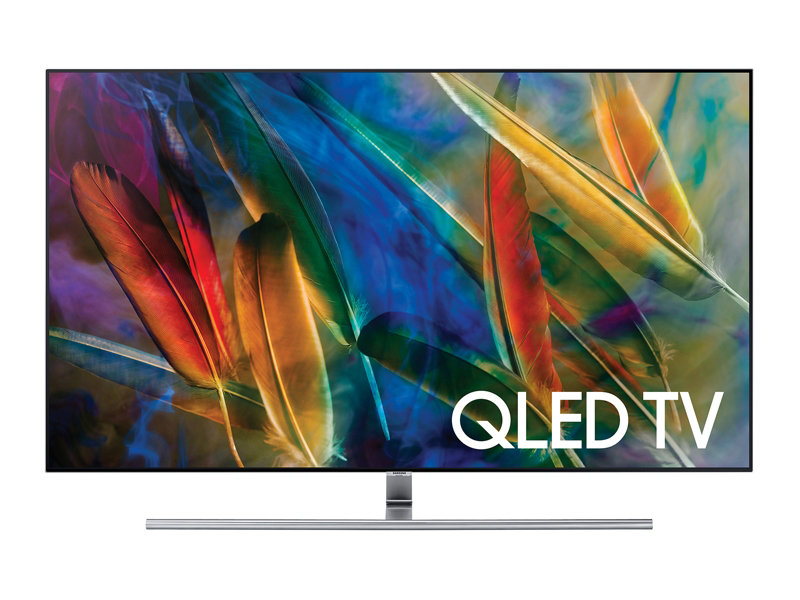 Samsung QN55Q7F best 2017 black friday cyber monday tv deals