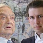Sebastian Kurz banned george soros foundation from austria fake news alert