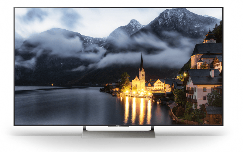 Sony XBR-55X900E best 2017 black friday cyber monday tv deals