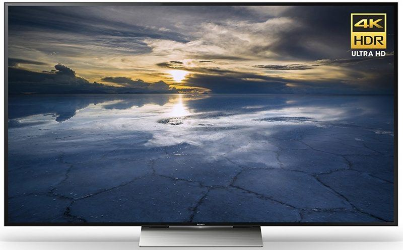 Sony XBR-75X940E best 2017 black friday cyber monday tv deals