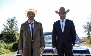 Supernatural Gets Back to The Family Business with Tombstone 2017 images