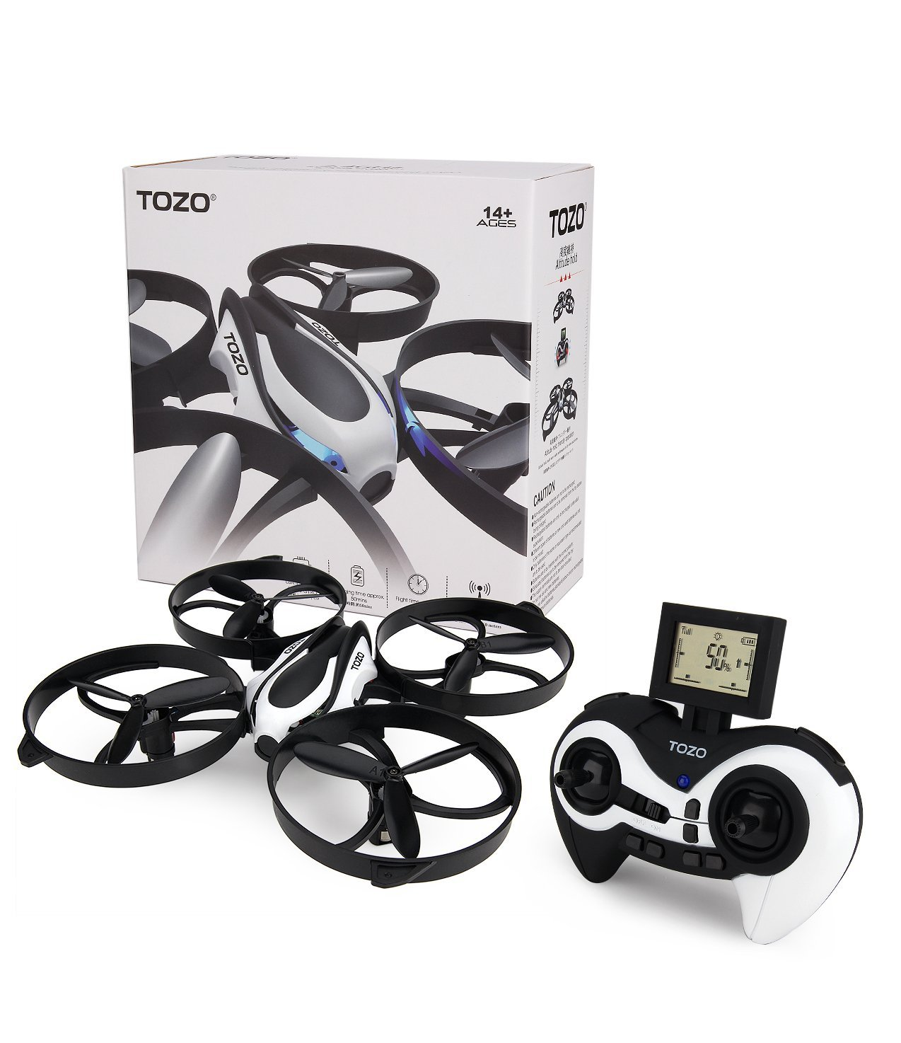 Tozo Q2020 Drone Rc Quadcopter Altitude Hold Headless Rtf