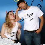 be the clarence shirts misha collins rachel miner