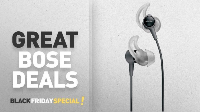 black friday 2017 bose headphones deals