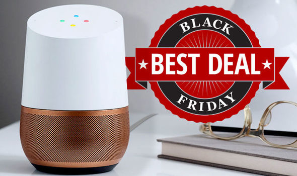 black friday 2017 google home electronics best holiday deals