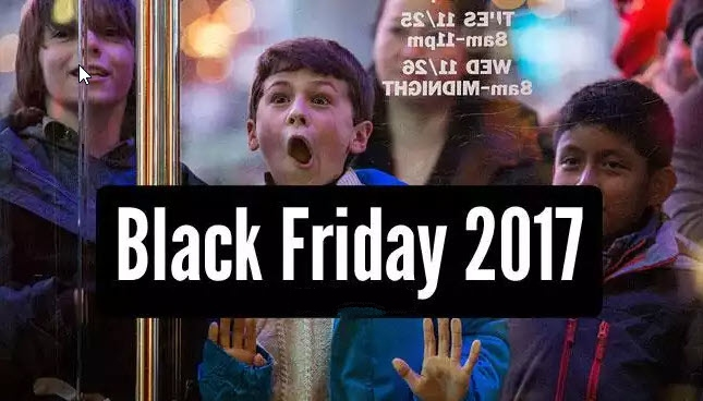 black friday ultimate deals 2017