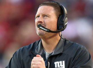 can giants ben mcadoo weather this nfl storm 2017 images