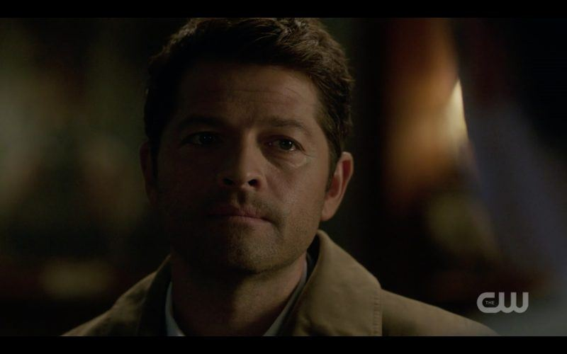 castiel no sleep supernatural