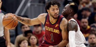 cavs derrick rose nba future being reevaluated 2017 images