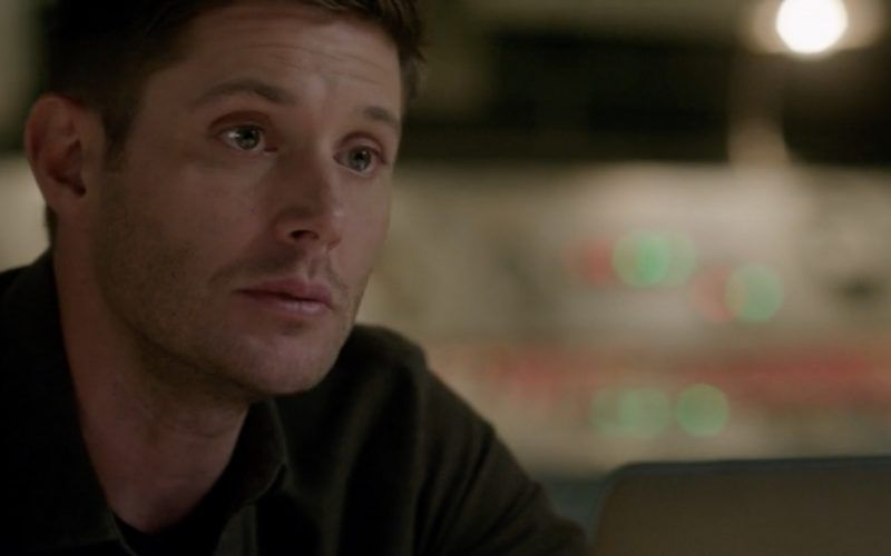dean winchester dealing with mother mary and wanting to kill someone