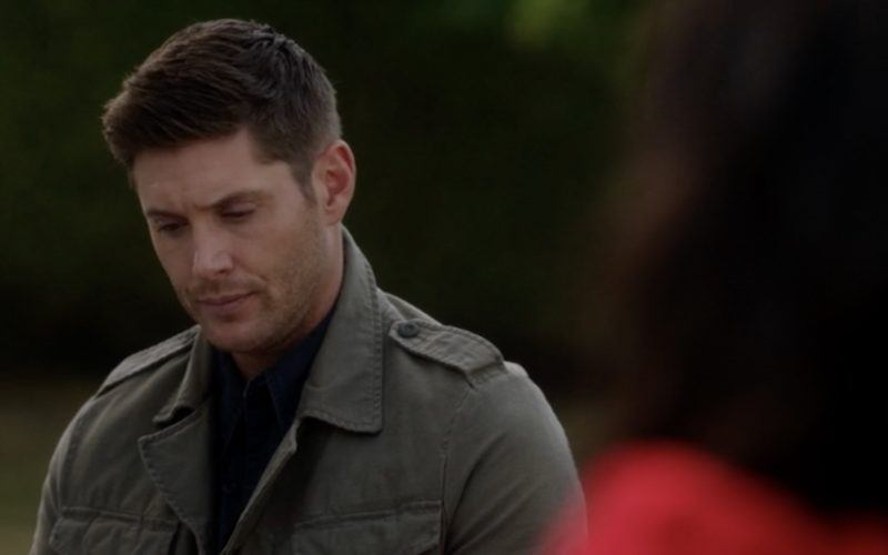 dean winchester depressed on supernatural with jody mills