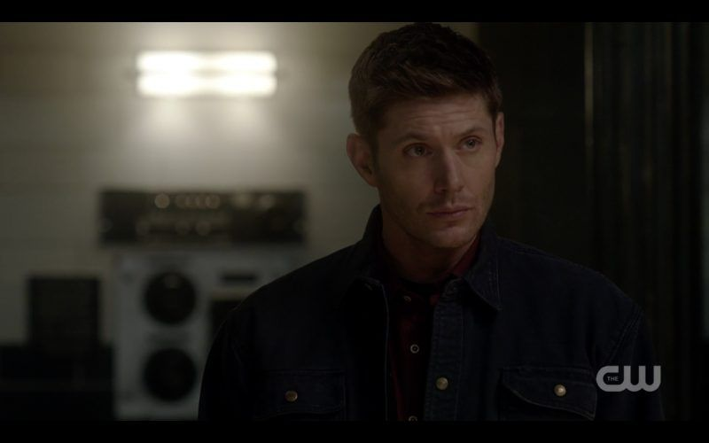 dean winchester looking supernatural solemn
