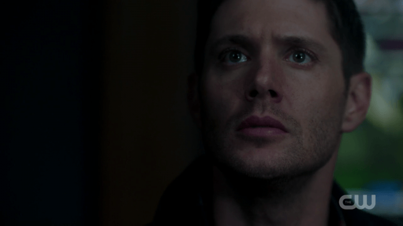 dean winchester looks at billie death supernatural