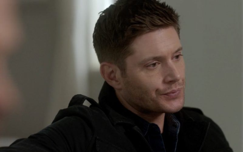 dean winchester makes sam leave supernatural therapy session