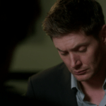 dean winchester pulls out beer supernatural 1305